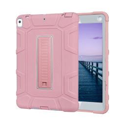 2017の新しい普及したタブレットのコンピュータiPadのプロ10.5インチのための耐震性1のKickstand 3の頑丈なカバー箱