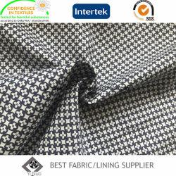 100% coton imprimé Poplin du tissu de doublure de manteau de costume veste ou un tissu Tie