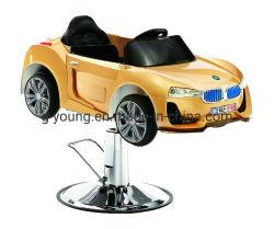 ヘアーサロンで使用される子供車の理髪店の椅子は子供の議長を務める