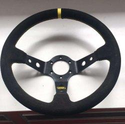 """13""""-18""""Diâmetro e alumínio e madeira de alta qualidade do material da Roda de Direção"""