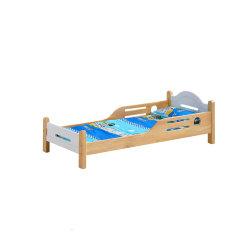 Crianças Cama Individual em madeira, mobiliário escolar, , as crianças de madeira Beliche para a Infância, cama empilhável de madeira de faia crianças para cima e Para Baixo, Cama de Casal