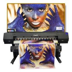 Stampante solvibile di Eco della grande di sconto di prezzi di Funsun Fs-1800b stampante di sublimazione con Epson Dx7/6/5 1440dpi capo