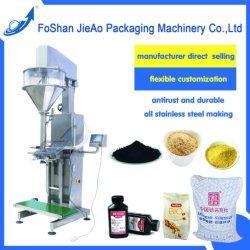 Dosage de levage/de pesage à fonctionnement//mesure de l'emballage/emballage Machine/ les machines avec une grande trémie pour Spice/SEL/remplissage de la poudre chimique/engrais