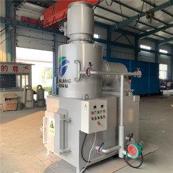 印刷プラント無駄の焼却炉のプラスチック無駄の焼却のフルーツの焼却炉機械