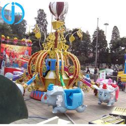 Dernière Amusement Park manèges de rotation Flying Elephant Rides (DJ20140516)