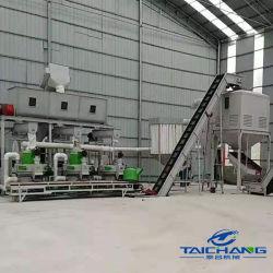 Полный древесных гранул производственной линии /древесных гранул завод