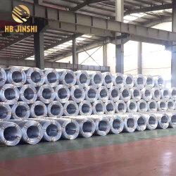 10% de zinco galvanizado arame de aço de liga de alumínio Fio Galfan