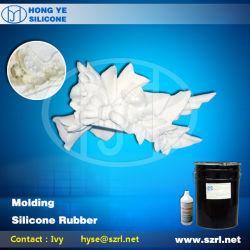 Borracha de silicone líquido semelhante à Dow Corning 3481 com preço barato