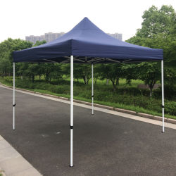 3x3m de la Marine en acier de plein air Pop up Gazebo tente de pliage
