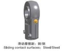 Gihn-K de soldar los extremos del vástago del cilindro hidráulico