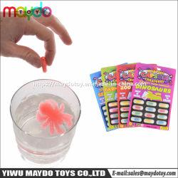 Wachsende Kapsel Kreaturen Magic Soft Foam Tier Expandierenden Schwamm Kinder Lernspielzeug