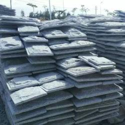 Grey scuro G654/G604/G623 Granite Mushroom Stone per Outside Wall Cladding