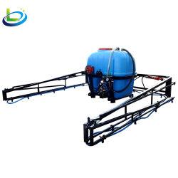 Maquinaria agrícola Tractor montado en herramientas de jardín pulverizadora plaga plaguicida