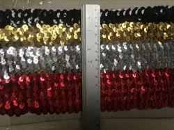 Strato del lustrino per vestiti/indumento/pattini/sacchetto/caso (GPDR027)