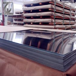 غشاء مغلف بطبقة من مادة PVC 430 BA سطح تشطيب المرايا من الفولاذ المقاوم للصدأ