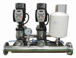 可変的な頻度一定した圧力給水のマルチ増圧ポンプシステム