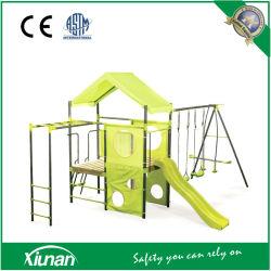 De Schommeling van het staal die met Lucht Horizontale Ladder wordt geplaatst