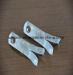 Ancoraggi di sollevamento di diffusione dell'ancoraggio di costruzione dello zoccolo del calcestruzzo prefabbricato per la frizione di sollevamento dell'anello