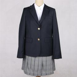 Les filles d'hiver de l'école uniforme personnalisée OEM