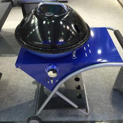 Портативный открытый один из дисков складная газа для кемпинга гриля для барбекю
