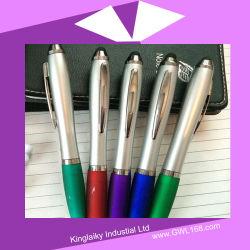 Logotipo personalizado presente de promoção Torch Pen (HT-002)