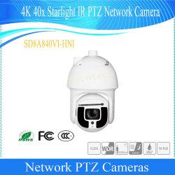 40X 4K de Dahua Starlight IR Cámara de red PTZ Speed Dome (SD8A840VI-HNI)