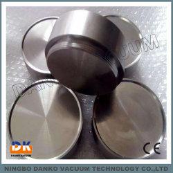Alvo de zircónio Metalizing de vácuo