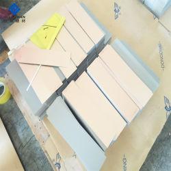Alliage de gros 1100 1050 1060 5052 8011 Pré Bande aluminium/aluminium peintes à la norme ISO SGS