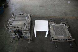 プラスチック射出金型 OTC ガス小テーブル