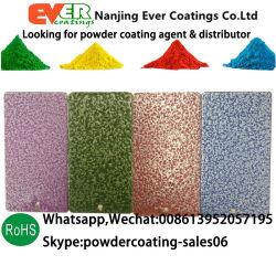 Elektrostatische Spray-Silber-Ader-Beschaffenheits-thermischer Puder-Beschichtung-Lack