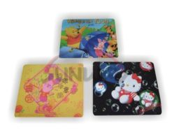Various Designs (PP0033)の美しいNoeprene Mouse Mat Mouse Pad