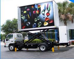 Affichage LED de plein air de Publicité Mobile P6/P8/P10 Message Board de l'écran d'information électronique de bord