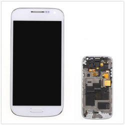 Affichage LCD à écran tactile Assemblée du numériseur pour Samsung Galaxy S4 Mini je9195 J9190