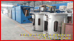 Iron Meltingのための企業Furnace