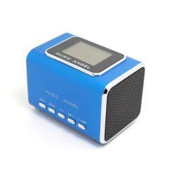 Md05X LCD van de FM van de Correcte Doos van de Spreker van Speakerportable van de Engel van de Muziek reist de Mini RadioKaart van de Steun USB TF/Micro BR van het Scherm, StereoSpreker voor iPhone iPad iPod MP3 Speler