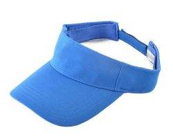 カスタムロゴの良質の夏のスポーツのバイザーの帽子