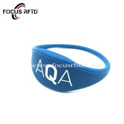 T5577 Bracelet papier TK4100 NFC bracelet en tissu intelligent IC S50 Bracelet en silicone RFID
