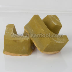 Tipo piedra de pulido de mármol de Francfort