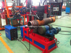 Автоматический сварочный аппарат для трубопроводов Prefabrication золотника (FCAW/GMAW)