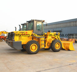 Industrielles Wheel Loader, 5ton Rated Loading Weight