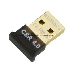 Mini adaptateur USB Bluetooth V4.0 RSE Dongle Bluetooth sans fil en mode Double 4.0 émetteur pour Windows 10 8 Win 7 Vista XP 32/64 bits