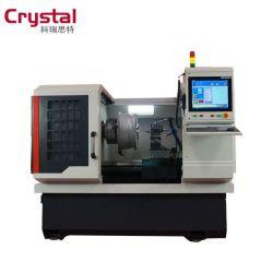 Wrm28h de corte de diamante de reparación de llantas de aluminio máquina de torno