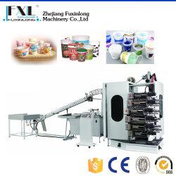 Drucken-Maschine für Plastikcup u. Filterglocke