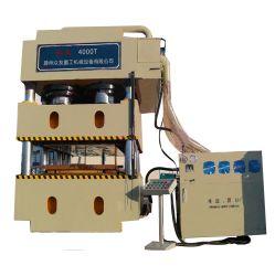 Presse hydraulique 4000tonne de métal pour motif de la porte de la machine de gaufrage