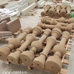 По окончании желтого песчаника Baluster отточен для дома