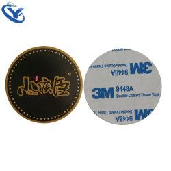 Doblar la placa de metal de la bicicleta de aluminio Personalizada / Logo / etiqueta / el emblema distintivo / Etiquetas / / Regístrate