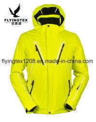 남자의 고품질 눈에 보이는 새로운 스키 재킷