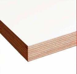 Strati di legno del comitato del compensato di legno della piega della melammina per mobilia