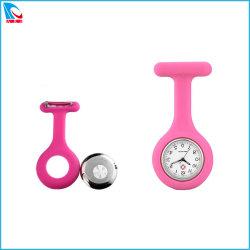 Ce approuvé les infirmières et infirmiers en silicone montres classique