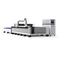 1000W 2000W 3000W 4000W лазер для тонких волокон углеродистая сталь нержавеющая сталь стального листа пластину автоматическая установка лазерной резки с оптоволоконным кабелем с ЧПУ